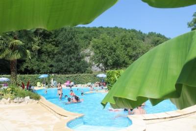 piscine camping la verte rive
